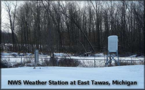NWS Weather Station- East Tawas, MI